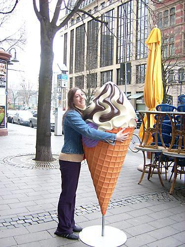 Francfort Frankfurt Allemagne