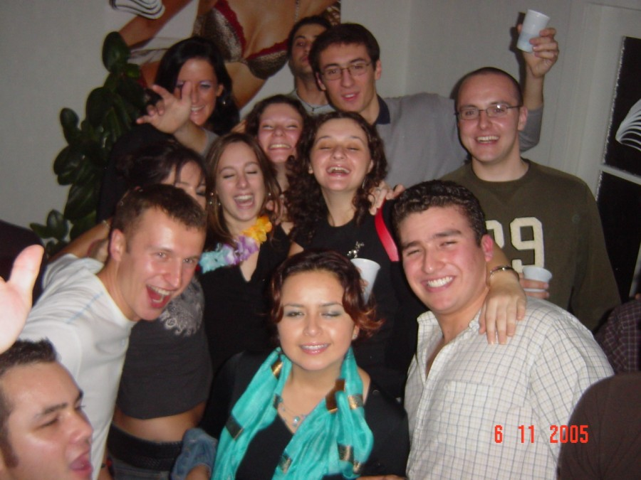 fête Erasmus Worms Allemagne