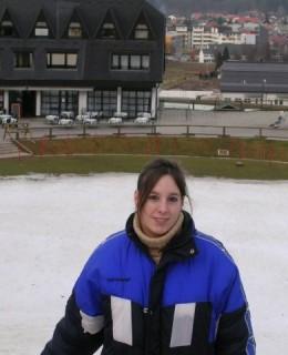 pistes de ski Maribor Slovénie