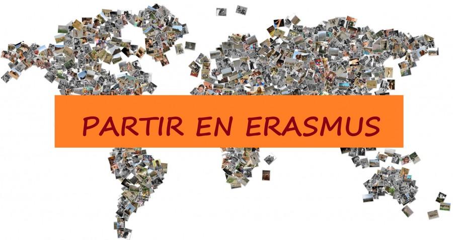 partir en Erasmus dessin