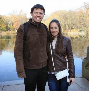 Maxime et Sarah
