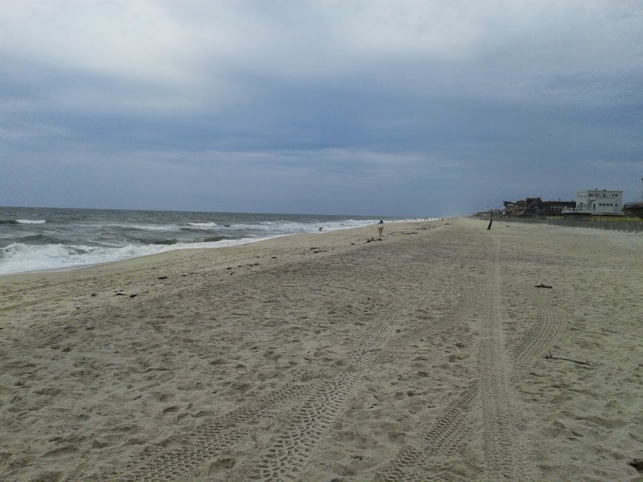 plage déserte Ocean Bay Park