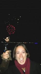 vivre aux Etats-Unis, nouvel an à New York