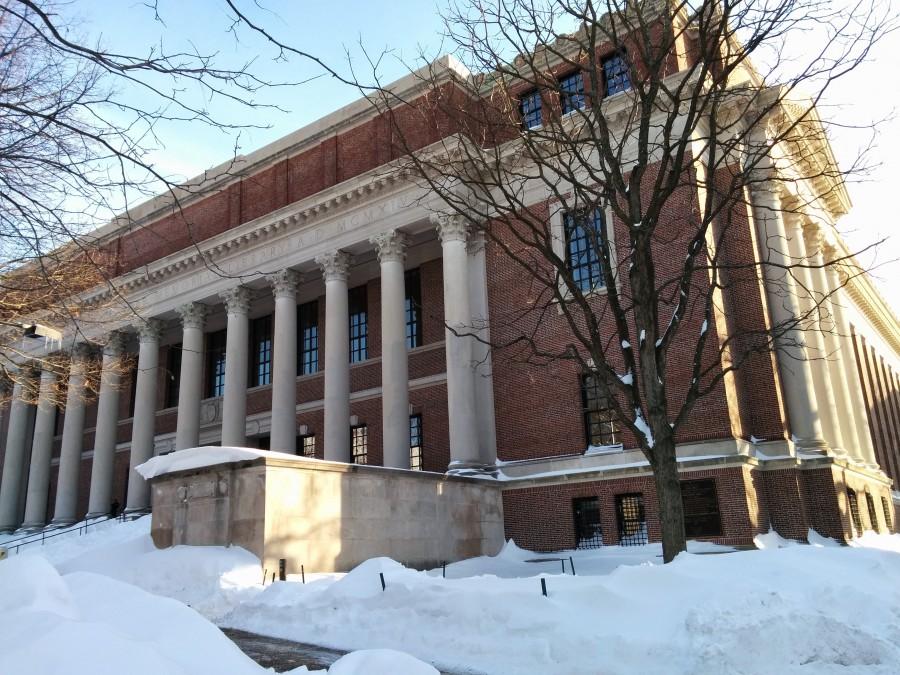 bibliotheque harward
