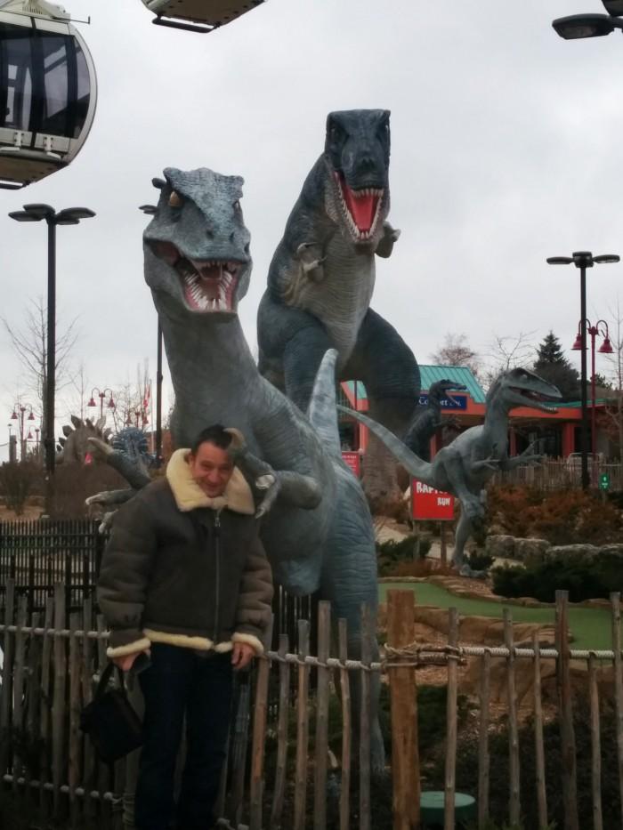 jurassic parc niagara