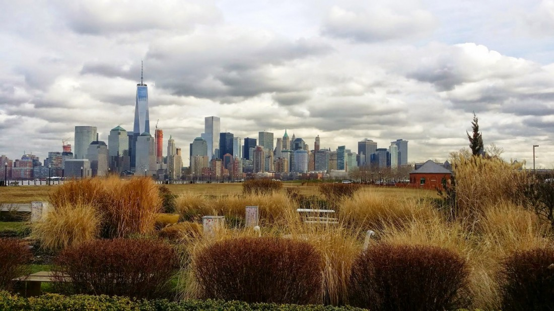 manhattan liberty state park