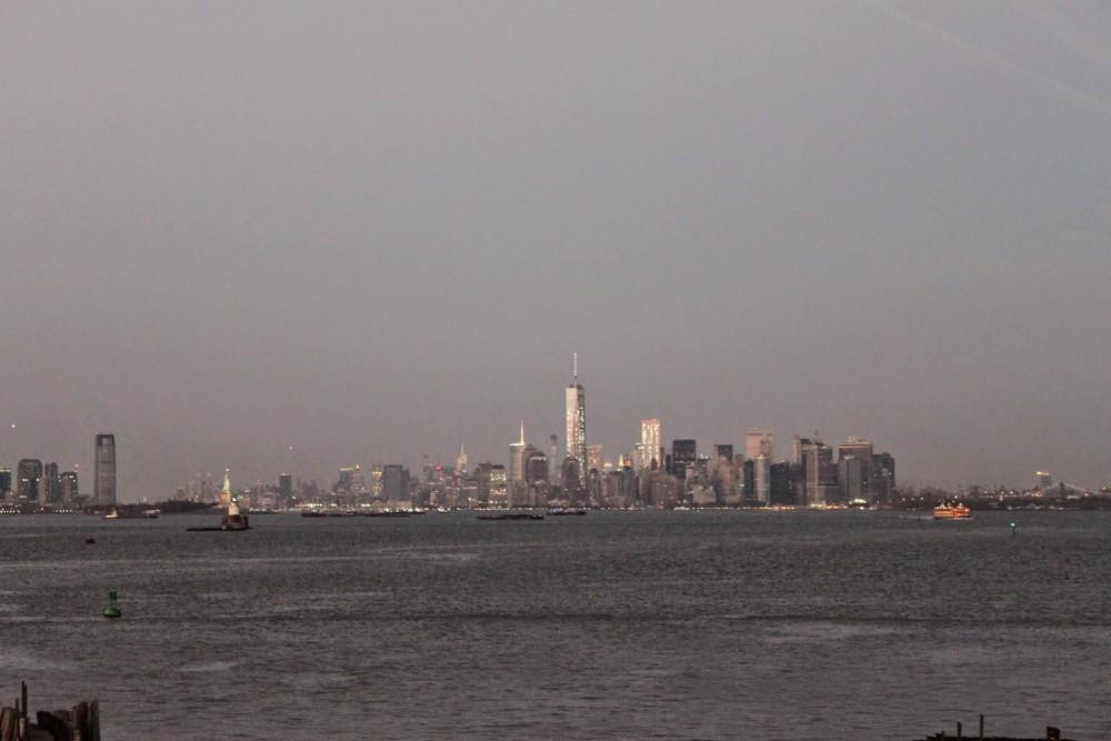 Manhattan Staten Island