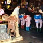 un bar à Stock Yard, Fort Worth, Texas