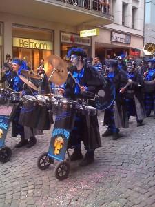 le carnaval de Lausanne