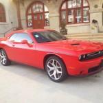 Dodge à Stock Yard, Fort Worth, Texas