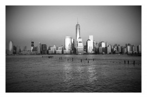 du new jersey, la vue sur manhattan