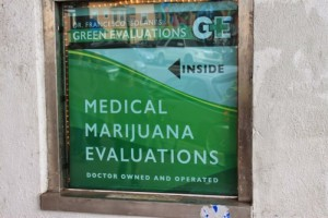 marijuana légalisée dans le quartier Haight-Ashbury de San Francisco