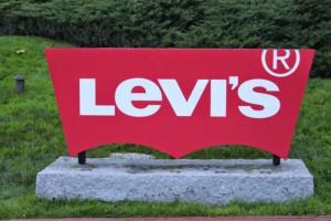 panneau Levi's