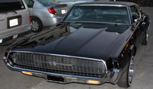 voiture américaine