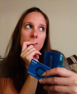 comment choisir sa catte bancaire américaine, débit ou crédit ?