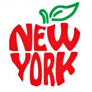 logo the big apple New York City