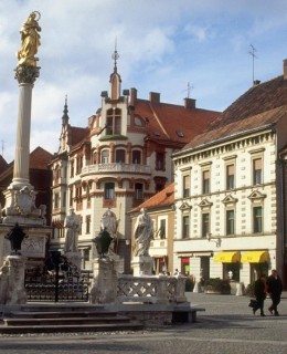 Maribor Slovénie