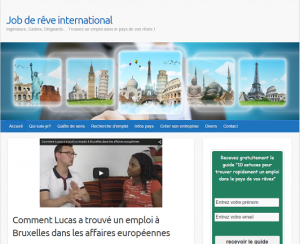 screenshot jobdereve-international
