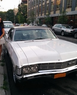 voiture américaine : Impala