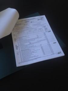 Tax return, déclaration d'impôt US pour les non résidents