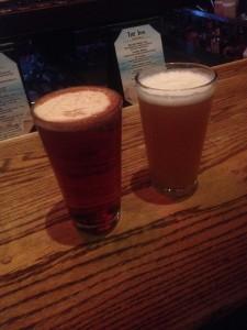 bières à la citrouille