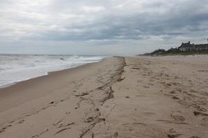 la plage de East Hampton