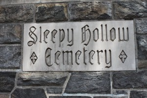 le cimetière sleepy hollow