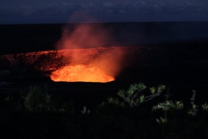 Volcano National Park Hawaii Big Island