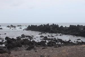 partie Est de Big Island Hawaii