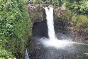 partie Est de Big Island Hawaii Hilo