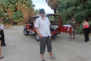 en jeep maxime desert