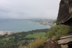 Honolulu Hawaii Diamond Head Crater