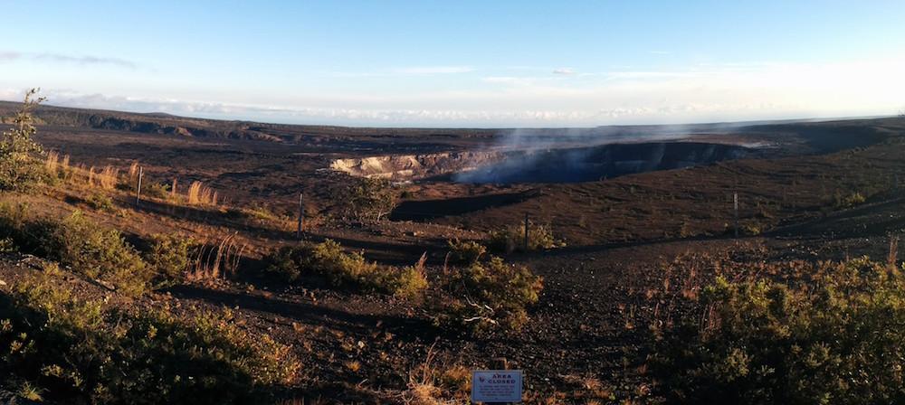 Volcano National Park Hawaii Big Island