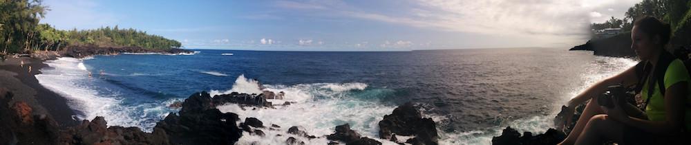 Big Island Hawaii datant