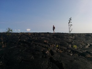 partie Est de Big Island Hawaii Puna