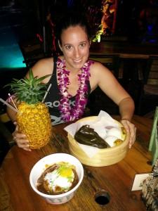plats typiques hawaiiens