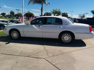 Lincoln voiture américaine