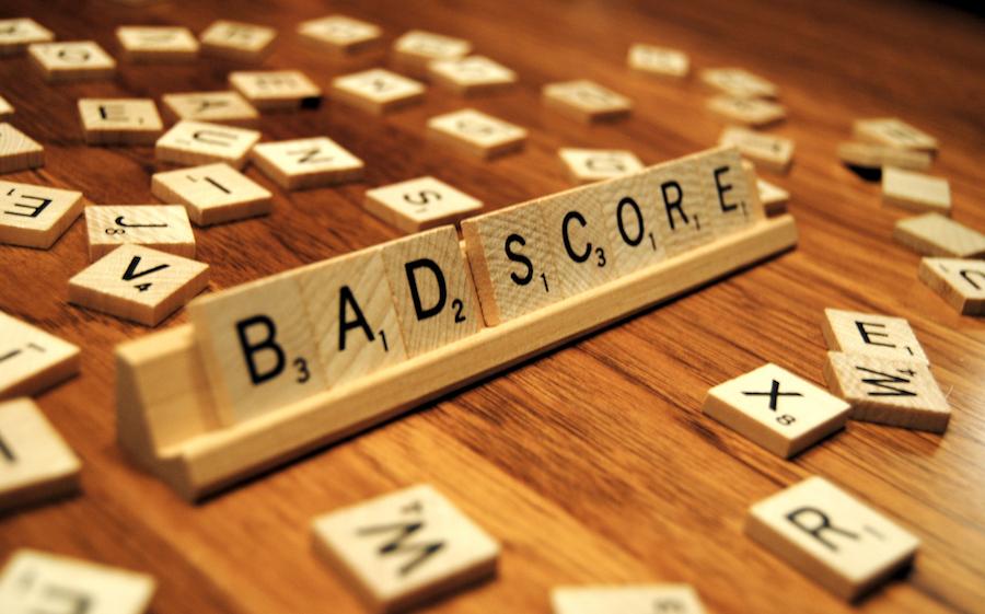credit score aux USA