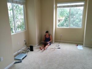 déménagement, emménagement en Californie