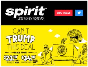 Trump Spirit