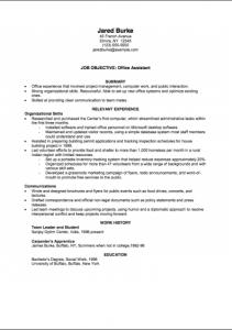 CV en anglais, résumé en anglais