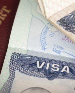 visa E-2, EAD card