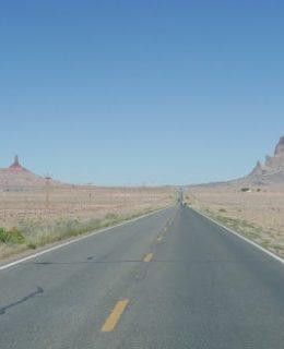 L'itinéraire de notre road trip dans l'ouest américain.