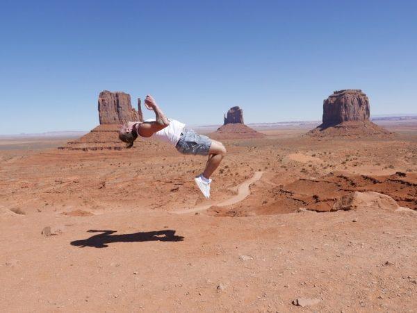 Visiter Monument Valley depuis Las Vegas.